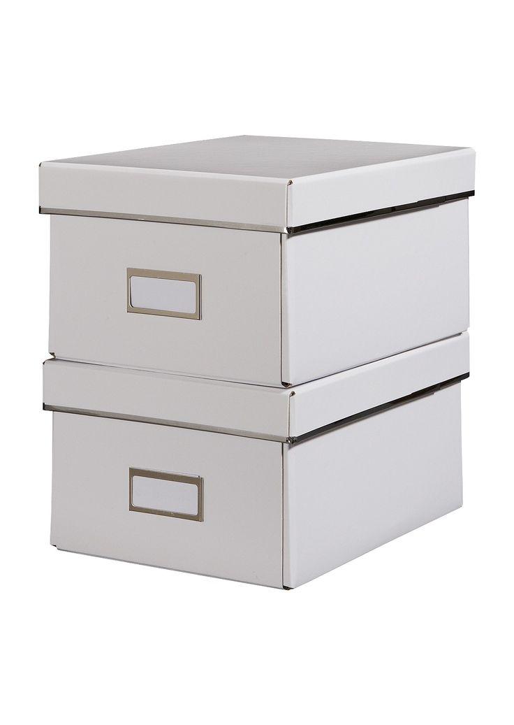 NetAnttila - ANNO Aino säilytyslaatikko 2kpl/pak   Muut säilytystuotteet