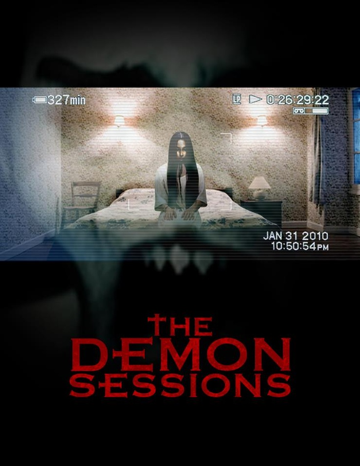 The Demon Sessions -- movie concept poster