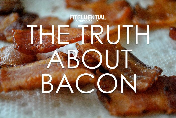 It's everyone's favorite for breakfast.... and lunch, and sometimes dinner too. But has the bacon craze gone too far? Here's what an RD has to say about bacon nutrition.
