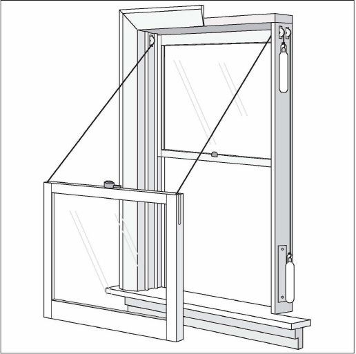 Fix the cord and pulley in sash windows and how to fix broken glass  sc 1 st  Pinterest & 9 best Sash Box Windows images on Pinterest   Sash windows Slider ...