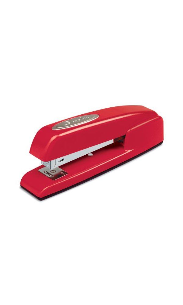 11.03$ - Swingline Stapler, 747, Business, Manual, 25 Sheet Capacity, Desktop, Rio Red (74736)  #3d #business #sign #icon #symbol #object #design #finance #set #color #computer #paper #black #success #text #graphic #render #internet #modern #hand #technology #idea #shiny #close #money