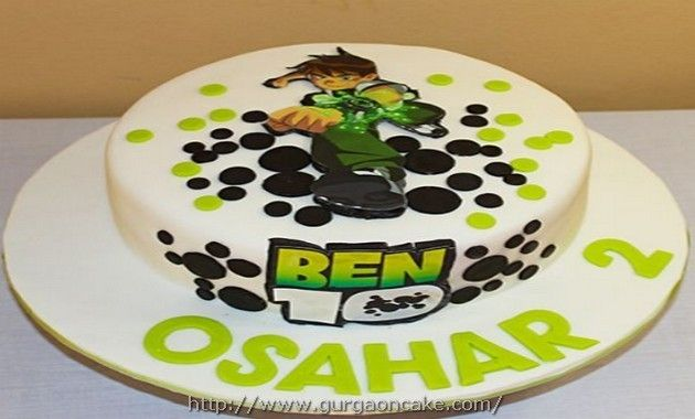 Ben 10 Birthday Cakes Durban Picture