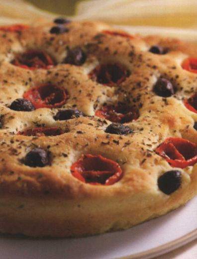 """My """"PUGLIESE Focaccia"""": during my pizza making class   THE ART OF PIZZA  MAKING : Come to learn how to make the true Italian pizza with Mama Isa. Mama Isa's Cooking Classes Venice Italy http://www.facebook.com/cookingclassesvenice and also my website http://isacookinpadua.altervista.org/cooking-classes.html"""