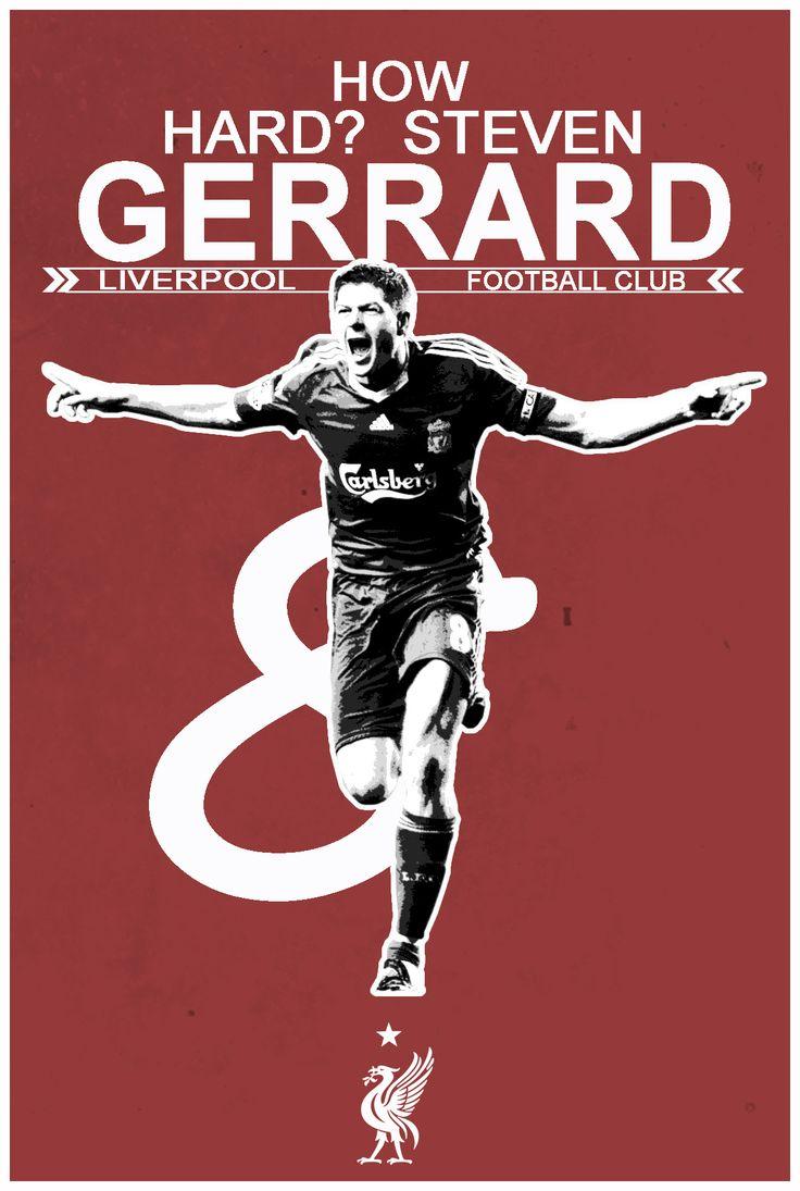 How Hard? Steven Gerrard