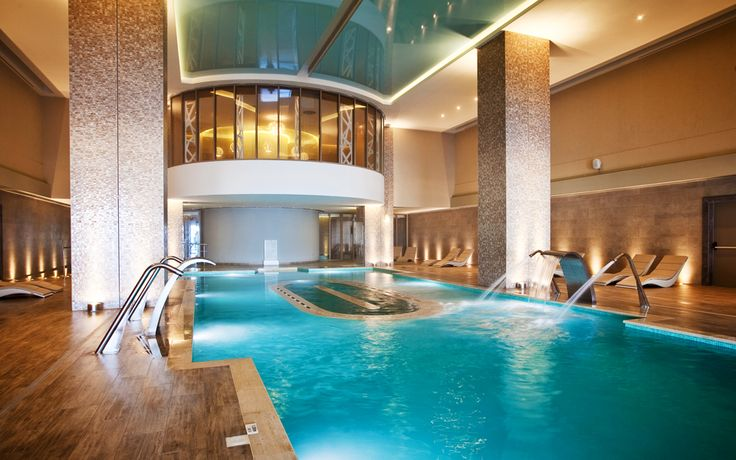 Design and construction of the swimming pool with hydro massage seats in Miraggio Thermal SPA Resort- Paliouri, Kassandra, Greece . Put into operation in 2016.