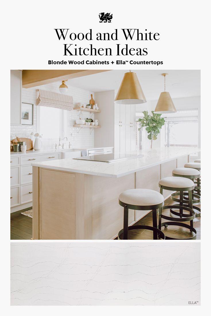 Refine Define Wood Cabinets With White Countertops Beech Kitchen Cabinets White Countertops Maple Kitchen Cabinets