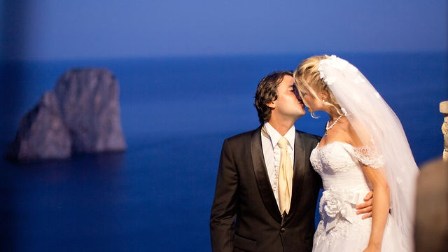 Gorgeous wedding in Capri wedding planning and coordination SposiamoVi - Italian Wedding Planners