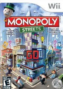 Monopoly Wii Game