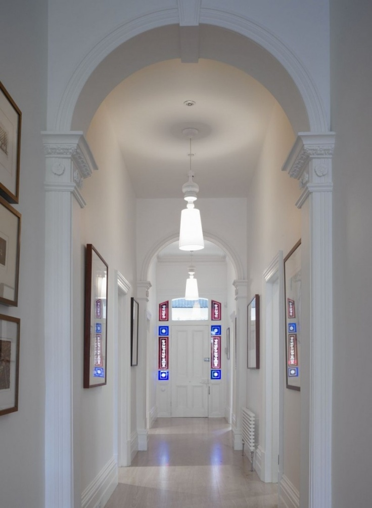 really like the archway & corbel effect. could we pull this off or not?