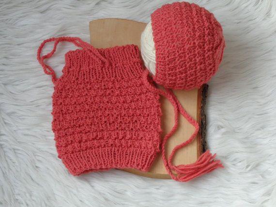 Pattern.Newborn SetSkit and Bonnet.Baby Girl Skirt by knitsdwarfs