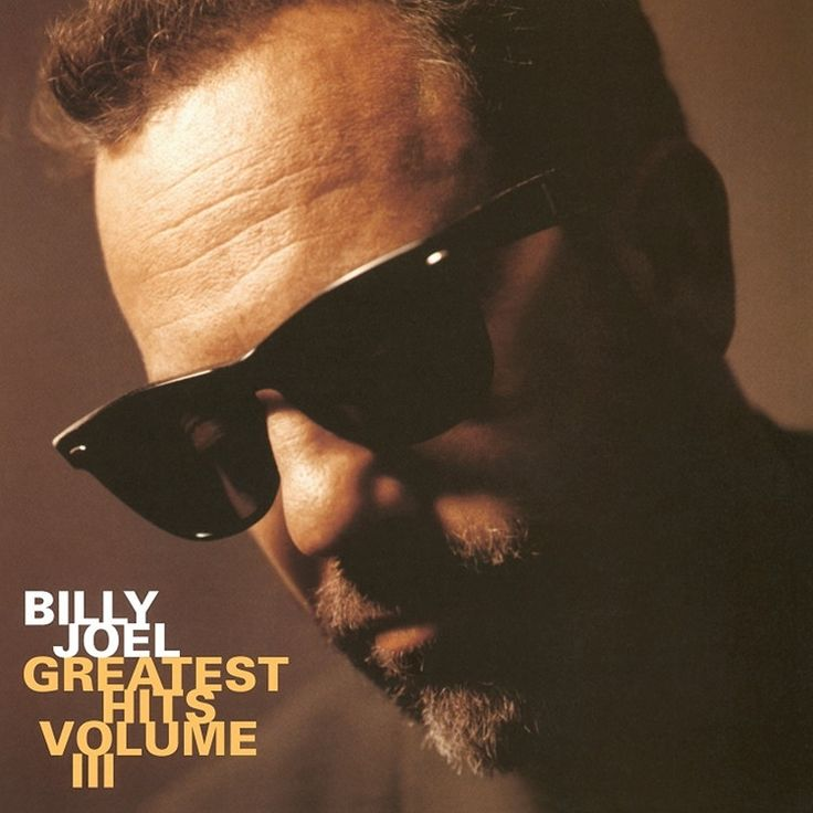 Billy Joel - Greatest Hits Volume III on Limited Edition Colored 180g 2LP
