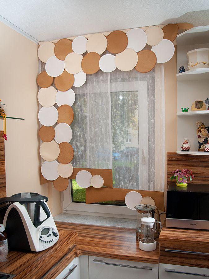 522 best Draperies images on Pinterest Curtain ideas, Window - gardine für küche