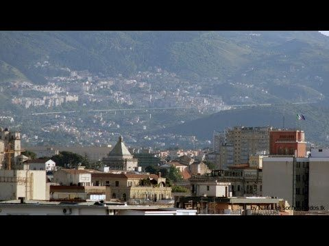Palermo - Panoramic View from Costa Magica