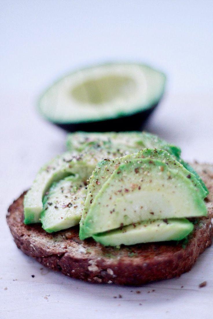 Brød + Avokado = sant | Sunn Holdning