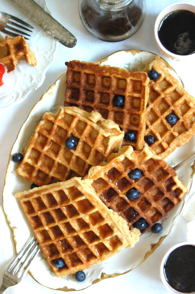 Recipe Whole Wheat Buttermilk Waffles Unpeeled Recipe In 2020 Waffle Ingredients Easy Waffle Recipe Waffles
