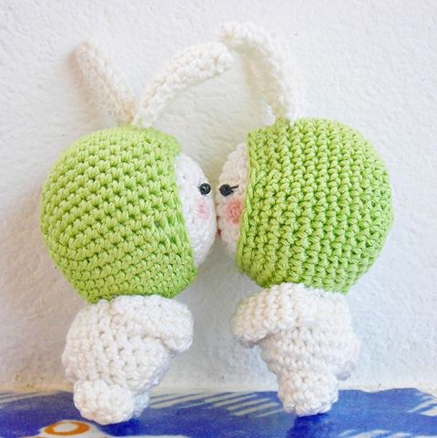 Amigurumi Which Side Is Right Side : 17 Best images about My Amigurumi on Pinterest The ...