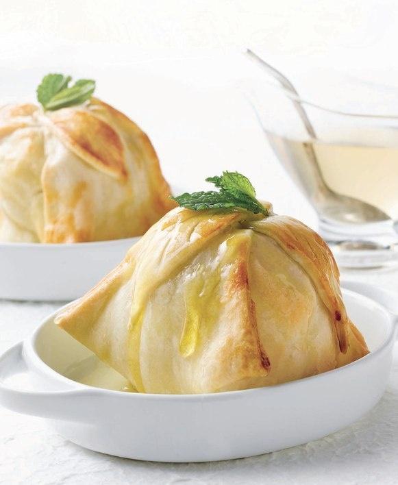 Old-Fashioned Apple Dumplings | Desserts | Pinterest