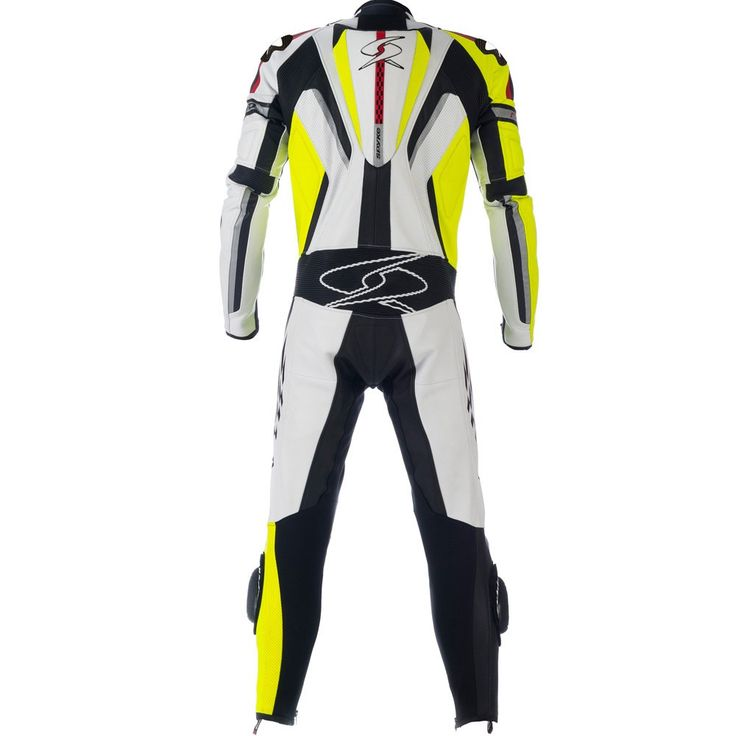 Spyke BLINKER RAC Leather Motorcycle Suits for Men