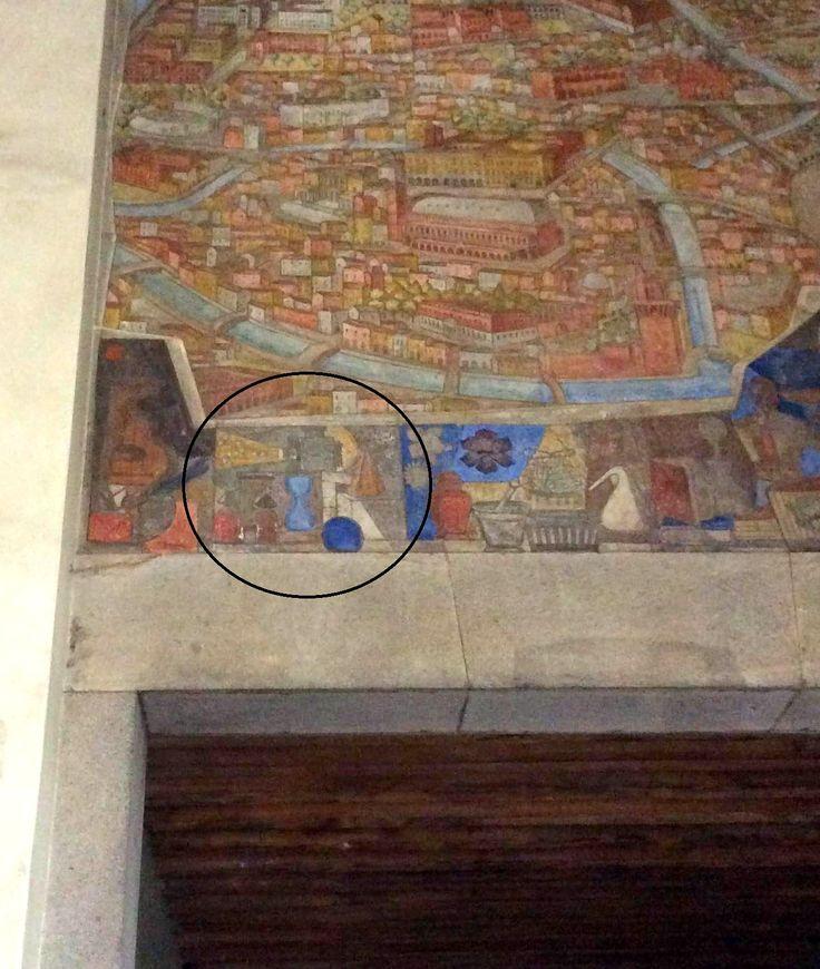 Lanterna magica e lezioni universitarie! #Padova #museodelprecinema #museo #lanternamagica #turismo #arte #cultura #PalazzoBo #università