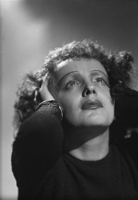 Edith Piaf, 1939 by Studio Harcourt