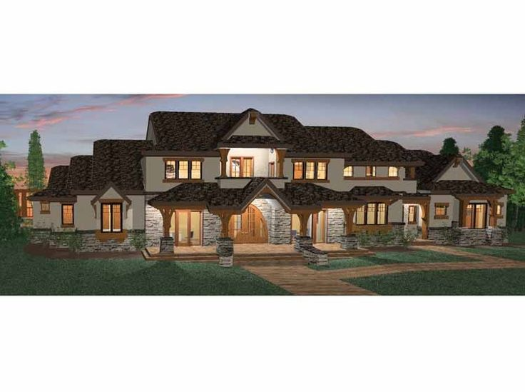 Love This For A Ranch Home 1st Floor Is Almost Perfect