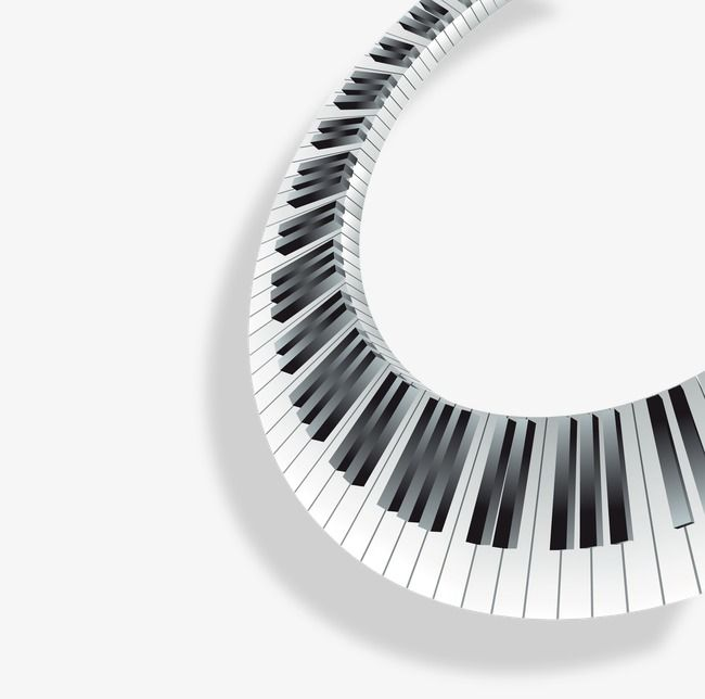 Piano Keys Piano Key Png And Psd Piano Keys Piano Clip Art