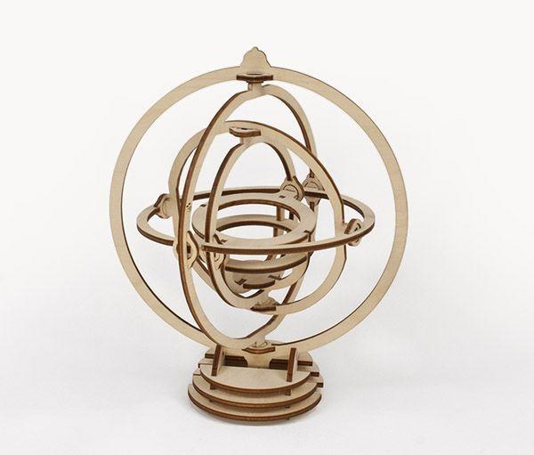 Leonardo' Gyrscope