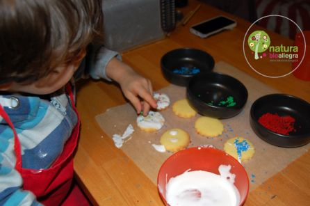Biscotti per decorare a casa