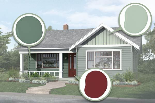 104 Best Exterior Paint Combinations For Houses Images On Pinterest Facades Architecture And