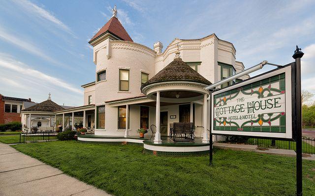 Cottage House Hotel Motel Council Grove Ks