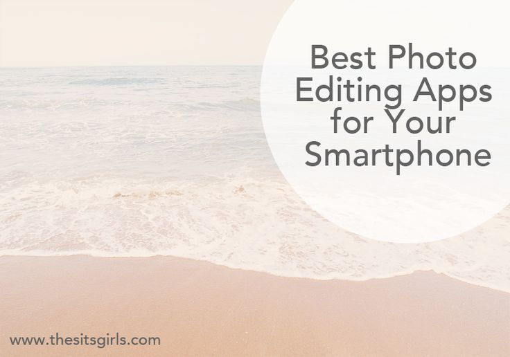Using apps to edit your smartphone photos can take a picture from good to awesome. These are the best photo apps for iPhone and Android smartphones.