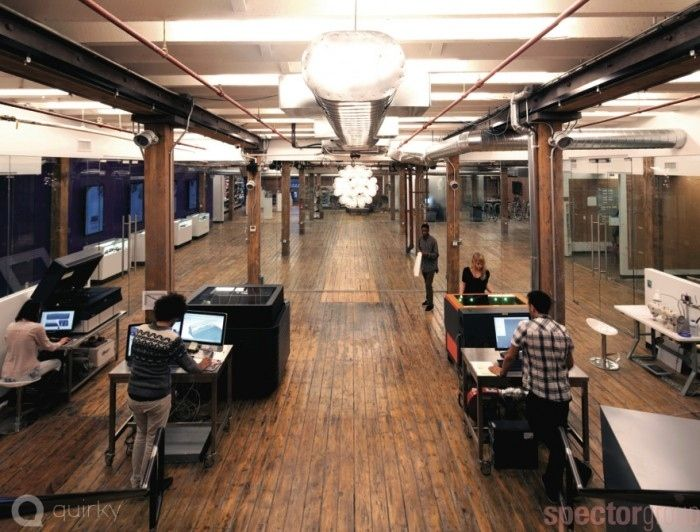 22 Startup Offices You Wish You Worked In