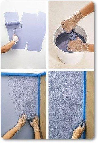 Идеи при покраске стен. Обсуждение на LiveInternet - Российский Сервис Онлайн-Дневников