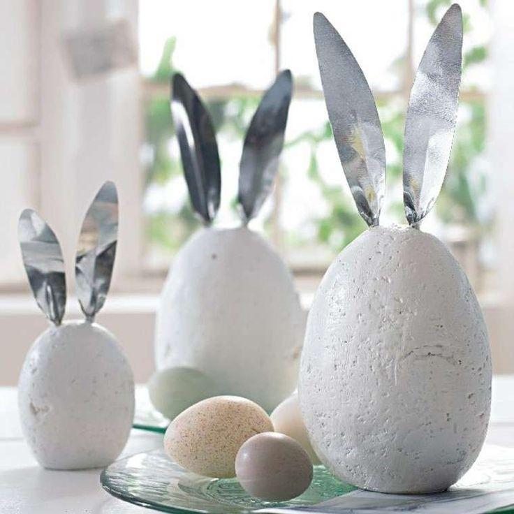 Decorazioni per Pasqua - Congilietti con le uova