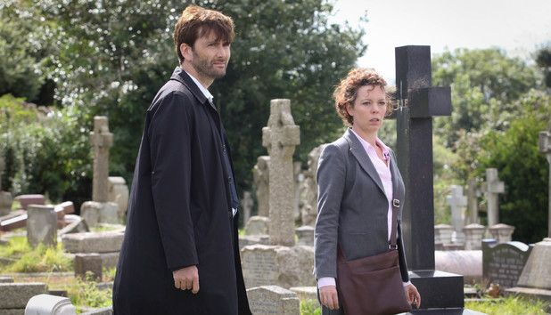 And old 2013 Interview that appears to have passed me by, that you randomly stumble across when all the drama's over - (Unless it's hiding here somewhere!) A nice little interview with creator Chris Chibnall that answers all those annoying questions you have always been asking about #Broadchurch