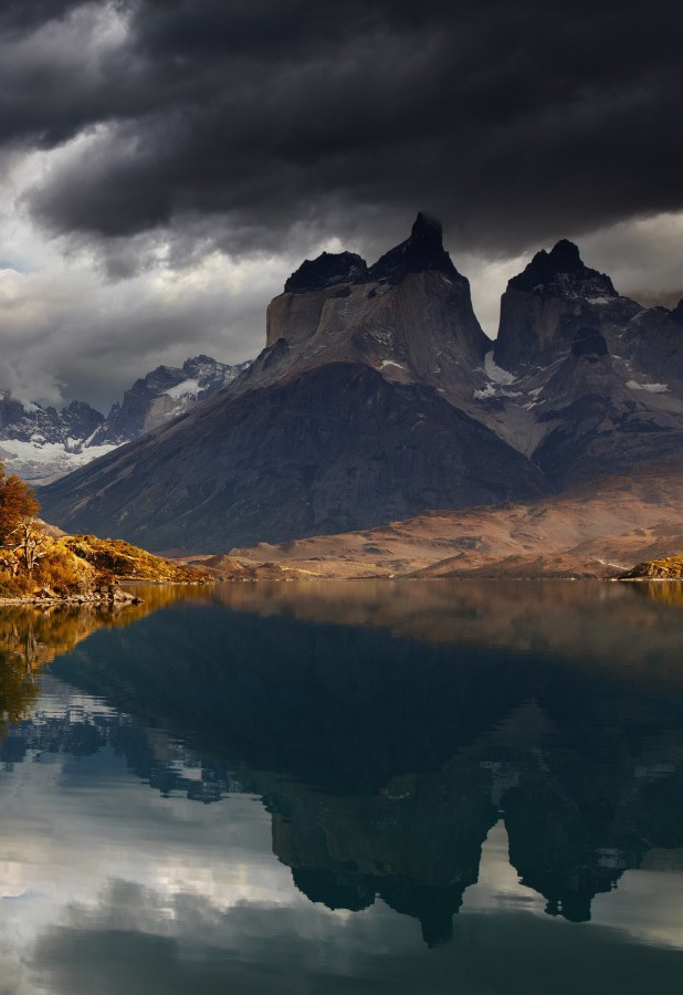 Torres del Paine National Park, Chile | #holidayspots4u