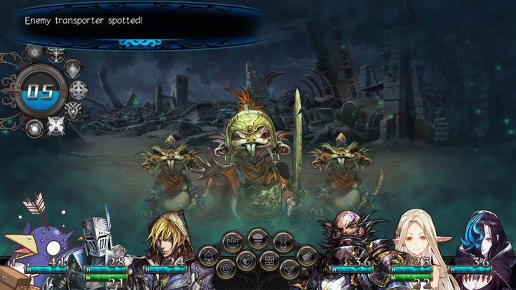 Stranger of Sword City Review Screenshot 1