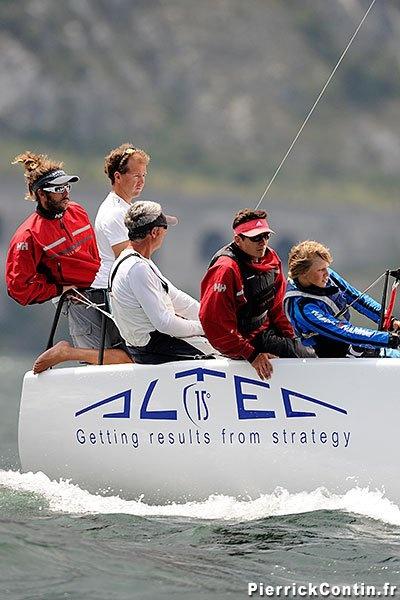 Altea's Sailing Team