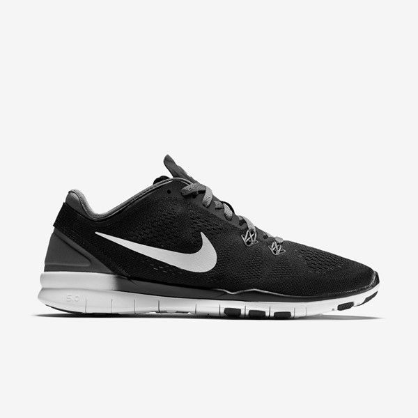 WOMEN'S NIKE TRAINING FREE TR 5 BLACK 704674 004 SZ US W 11.5 UK 9 EUR