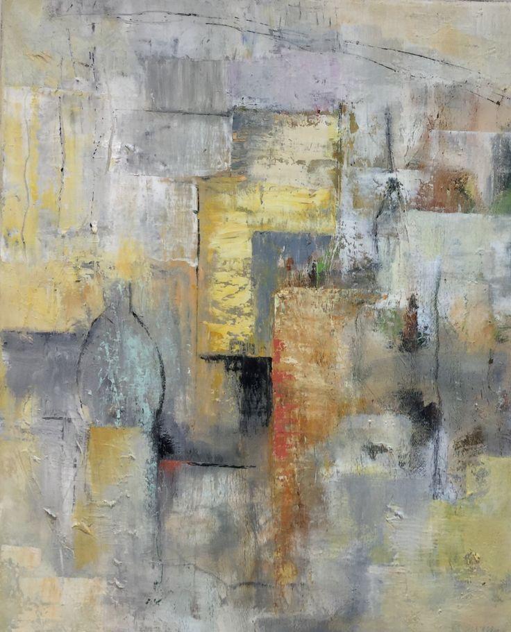 Cityscape 4, Acryl  60x80 cm
