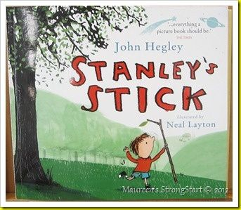 """Stanley's Stick"" by John Hegley."