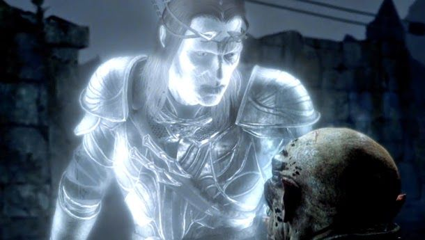 Gameplayaholic: Gameplay van Middle-earth: Shadow of Mordor [PS3/P...