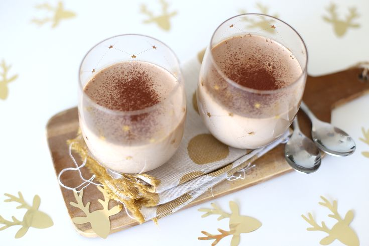 Panna cotta met karamel en zeezout
