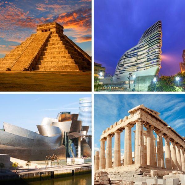 Architecture 101 10 Architectural Styles That Define Western Society Architecture Types Of Architecture Architecture Fashion Architecture Old