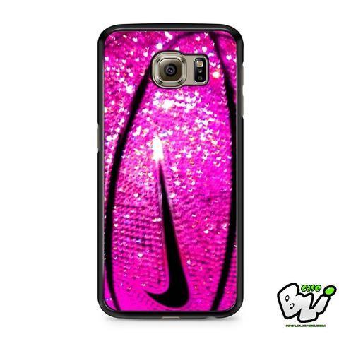 Nike Glitter Basketball Samsung Galaxy S7 Case