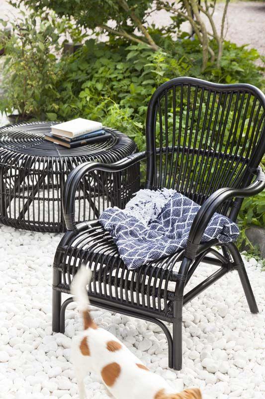 KARWEI   In deze stoel kun je je optimaal ontspannen.