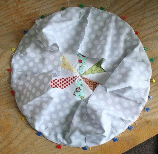 Cómo hacer cojines redondos | El blog de trapillo.com