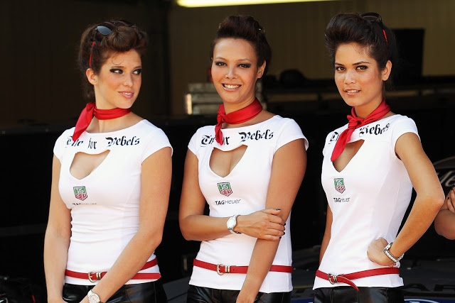 2012 Monaco Grand Prix Grid Girls photos | 2013 F1 | Formula 1 - Latest F1 News, Live Updates, Results, Standings, Interviews