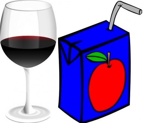 The Annual Holiday Party: Juice Box or Cabernet Sauvignon?