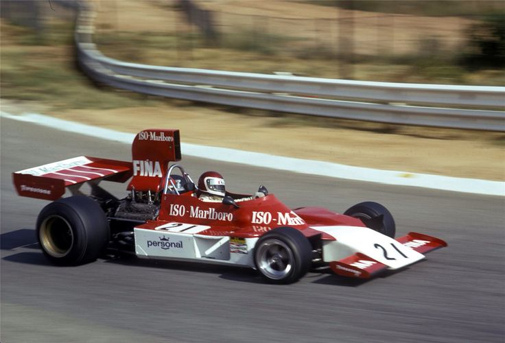 Tom Belso - Iso - South Africa - 1974